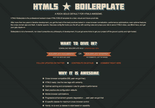 HTML5_Boilerplate