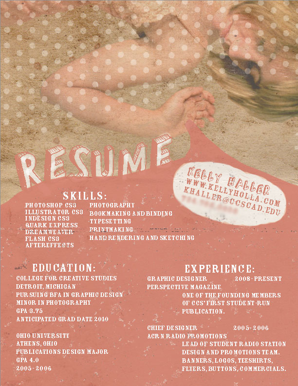 Resume_by_cheektocheek