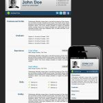 Wordpress_Resume_by_leslyg
