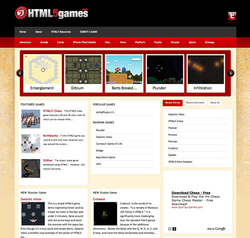 html5games
