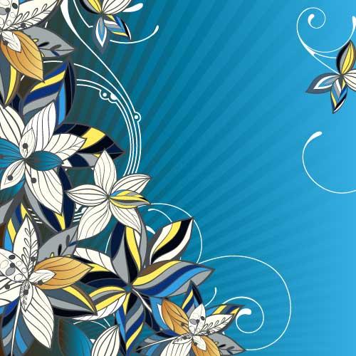 fondo_azul_flores