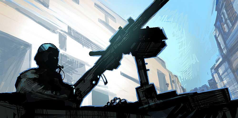 Tank-Soldier