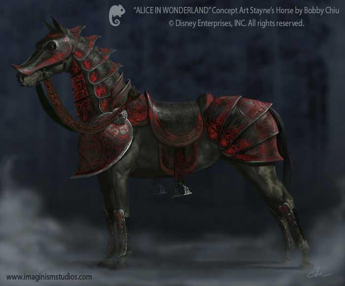 stayneshorse06